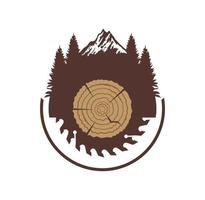 Millwood logo design illustration vector formato eps, adecuado para sus necesidades de diseño, logotipo, ilustración, animación, etc.