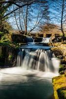 Monte Gelato waterfalls photo