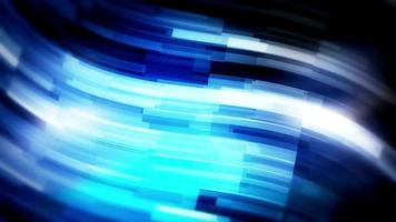 abstrakt teknik och affärsidé för bakgrund, 4k upplösning video