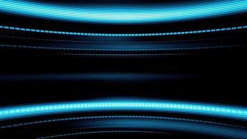tecnologia digital e conceito de negócios para plano de fundo, resolução 4k video