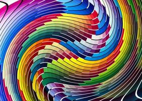 wave color chart photo