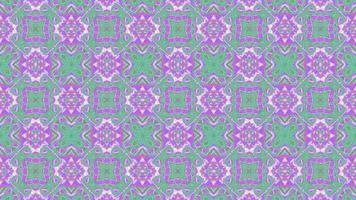 abstrakte Kunstreflexion Regenbogenblumen Luxusmuster Textur Hintergrund, dunkle Dimension video