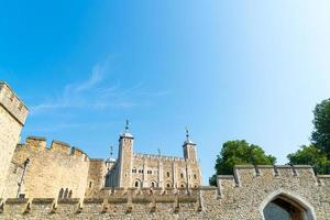 Tower of London Palace Building Landmark in London photo