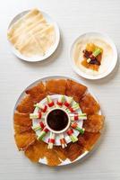 Peking Duck - Chinese food photo
