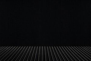 metal negro, hierro, piso de acero con textura de fondo foto