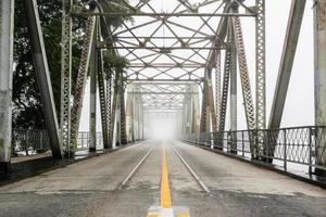 An Old Iron Bridge photo