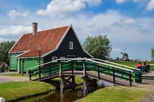 The ancient Zaanse Schans photo