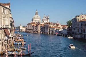 Venice, Santa Maria della Salute church photo