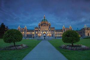 Government House in Victoria BC in Canada photo