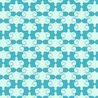 abstract style seamless pattern template vector