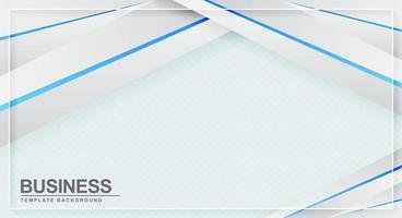 elegante fondo de forma de línea azul vector
