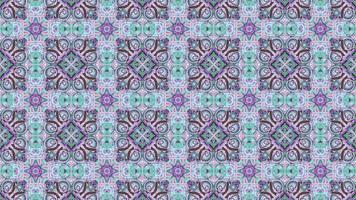 art abstrait refection fleurs arc-en-ciel luxe motif texture fond, mouvement lent de dimension sombre video