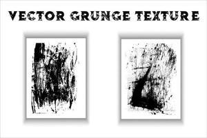 Overlay Grunge Texture vector