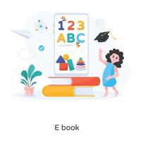 E Book For Primary vector