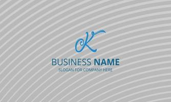 Creative Gray Lined Corporate Background vector
