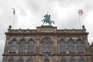 Orange Hall in Belfast, Northern Ireland photo