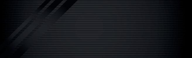 Web Template Abstract Dark Line Background vector