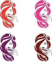 Hair and Beauty Logo vector