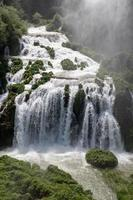 cascade of marmore open lower glimpse in full flow photo