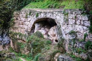 historic bull bridge photo
