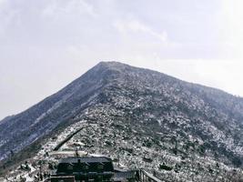 daecheongbong. el pico más alto de las montañas seoraksan. Corea del Sur foto