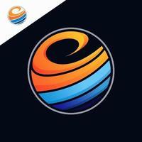World logo free vector