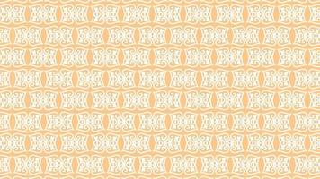 Background pattern with flat style design vector