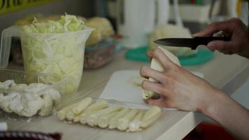 panela cozinha cozinha caseira refeição vídeo filmagem hd 4k video