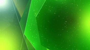 Geometric Abstract Background, Hi Tech Digital Concept. video