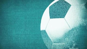 Beautiful Soccer Ball video