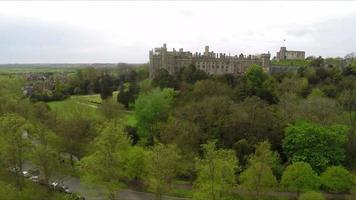 engelska slottet, england video