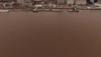 Liverpool seaside UK video