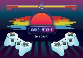Game time Game community Game zone game icon background vector