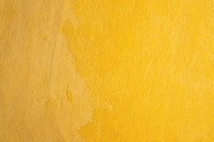 Fondo de textura de tela amarilla, abstracto, primer plano de la textura de la tela foto
