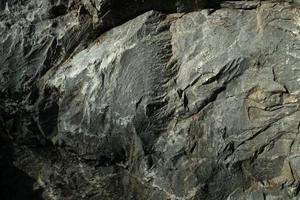 textura de fondo de roca, muro de piedra foto