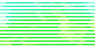 Light Green vector template with lines. Gradient abstract design in simple style with sharp lines. Pattern for ads, commercials.
