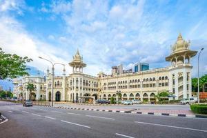 La estación de tren de Kuala Lumpur en Kuala Lumpur, Malasia foto