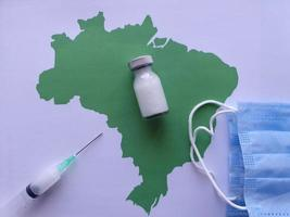 background for health and medicine problems in Brazil photo