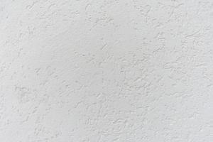 White concrete wall background photo