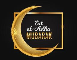Eid al-Adha, Kurban Bayrami  muslim festival of sacrifice. Vector illustrator