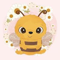 Bee Clipart Vector Art Icons And Graphics For Free Download