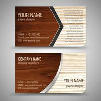 Vector  creative business cards