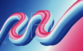 stars liquid background vector