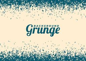 Beautiful Cream Color Vector Grunge Background