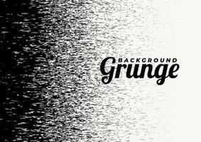 Beautiful Black Vector Grunge Background