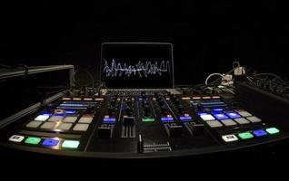 DJ Panel setup photo