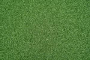 Artificial green Grass for background. Green grass turf floor texture background. photo