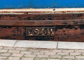 A Barge Number photo