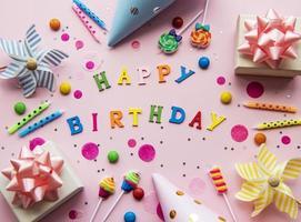 Happy birthday background photo