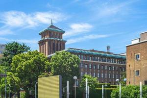 Oficina del gobierno de la prefectura de Kanagawa, también conocida como torre de los reyes foto